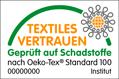 Qualitätssiegel Textiles Vertrauen