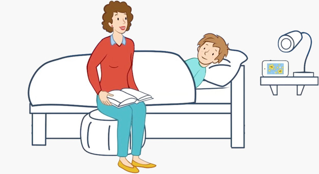 We want to make parental support in handling enuresis as easy as possible with our ENUTRAIN® wake-up trainer