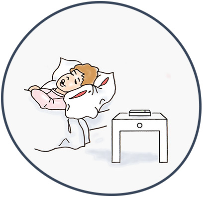 Enutrain Wake-Up Training - Therapy Procedure: Mommy helps