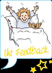 Ihr Feedback zu ENUTRAIN – Teilen Sie Ihre Erfahrungen mit dem ENUTRAIN® Wecktraining