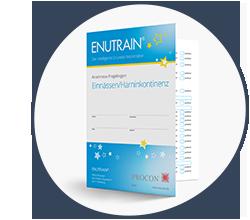 Enutrain: Anamnesebogen vor dem Arztbesuch